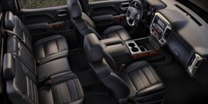 Hollowsands Chevy Suburban Interior 1